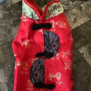 Accessories - Chinese dog vest